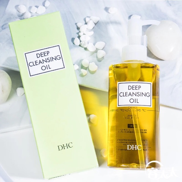 Image result for DHC Deep Cleansing Oil