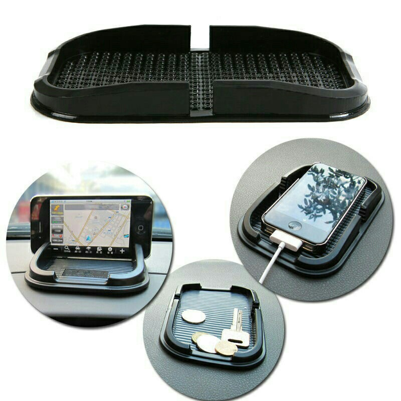 Non Slip Pad - In Car use - Freely put your Smart Phones Anti - Non Slip Mat For GPS MP3 DVR Non Slip Mat Holder