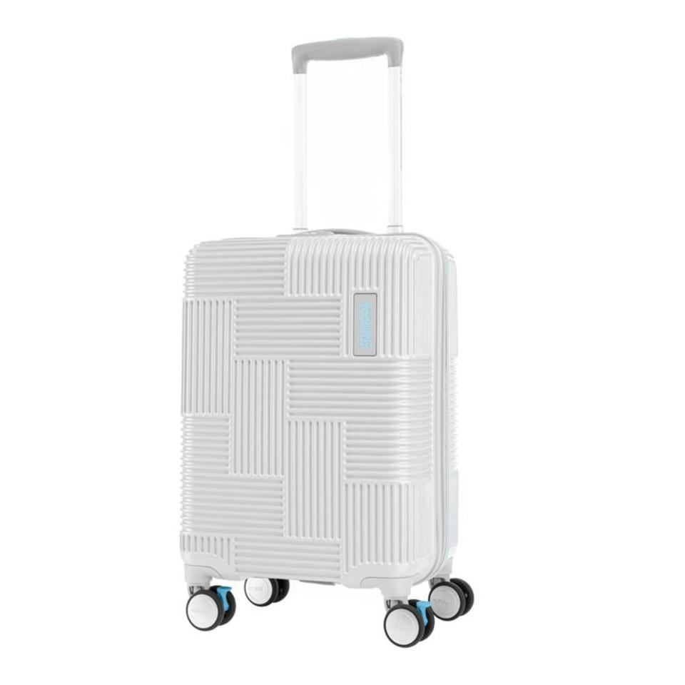 American Tourister  VELTON  SPINNER 55/20 TSA-WHITE