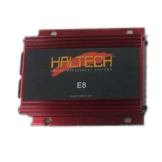 Haltech E8 Full Stand Alone Programing ECU With Patch Loom on