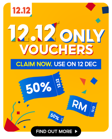 12.12 Shopee Voucher