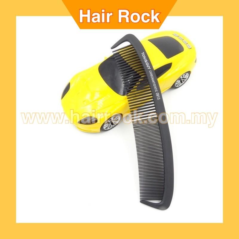 Toni & Giys 0913 Curve Hairdressing Carbon Comb Mustache Combs Man Comb Beard
