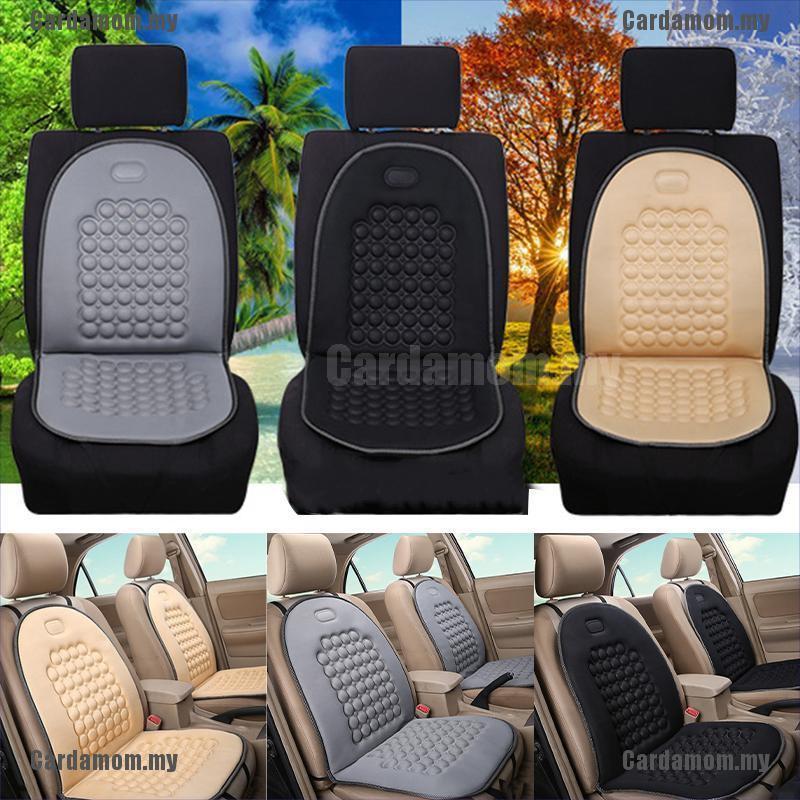 Universal Comfortable Auto Car Van Seat Cover Massage Health Cushion Protector U
