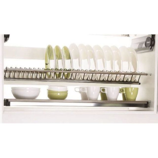 600mm 900mm X 280mm D Kitchen Cabinet Stainless Steel Dish Rack Shopee Malaysia