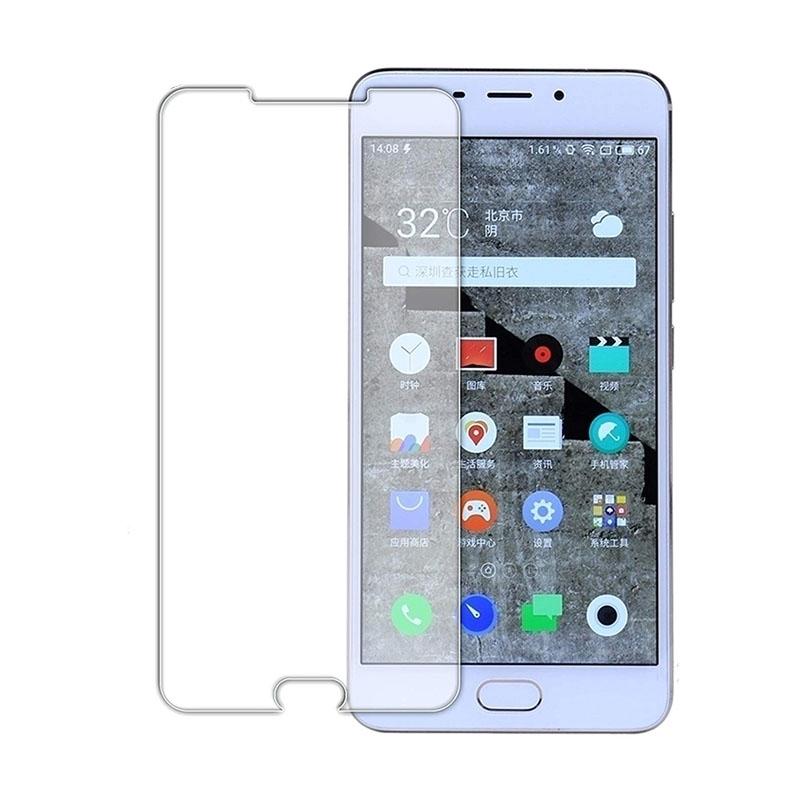 Meizu Meilan E Tempered glass screen protector