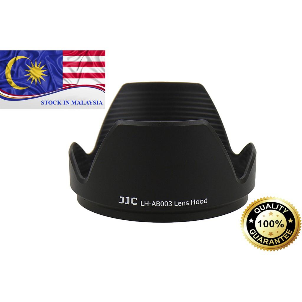 JJC LH-AB003 Lens Hood for Tamron B005 17-50mm f/2.8 Di XR VC LD (Ready Stock In Malaysia)
