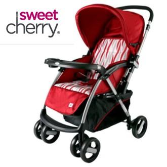 HC606 Sweet Cherry Santos Stroller