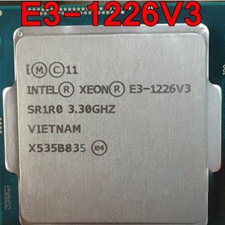 Intel Xeon E3-1226 v3 3.3GHz 3.7Ghz Quad Core CPU Processor LGA1150 SR1R0