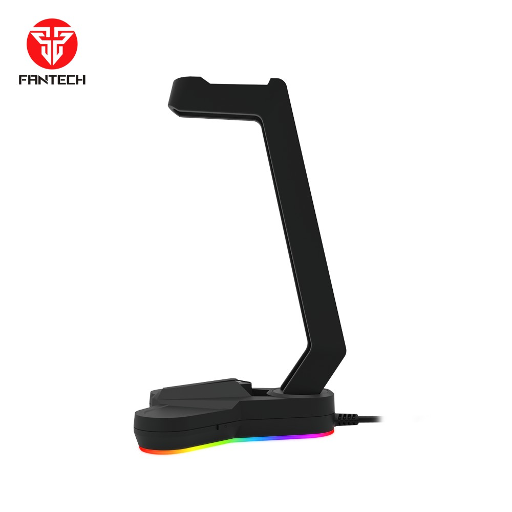 Fantech AC3001s RGB Lighting Headset headphones tower Stand
