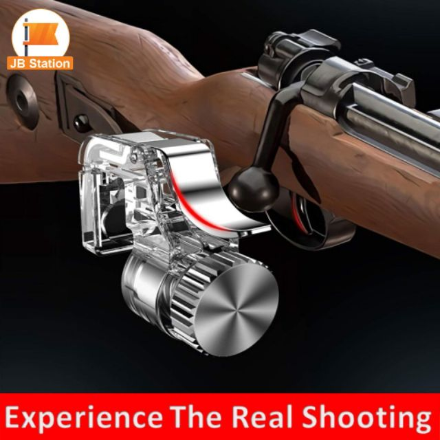 🇲🇾Malaysia Stock PUBG Gaming Trigger L1R1 joystick Fire Button Shooter  aimkey