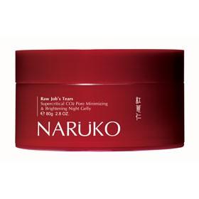 [ NARUKO ] Red Adlay Pore Brightening Firming Night 紅薏仁毛孔亮白緊緻晚安凍膜 (80G)