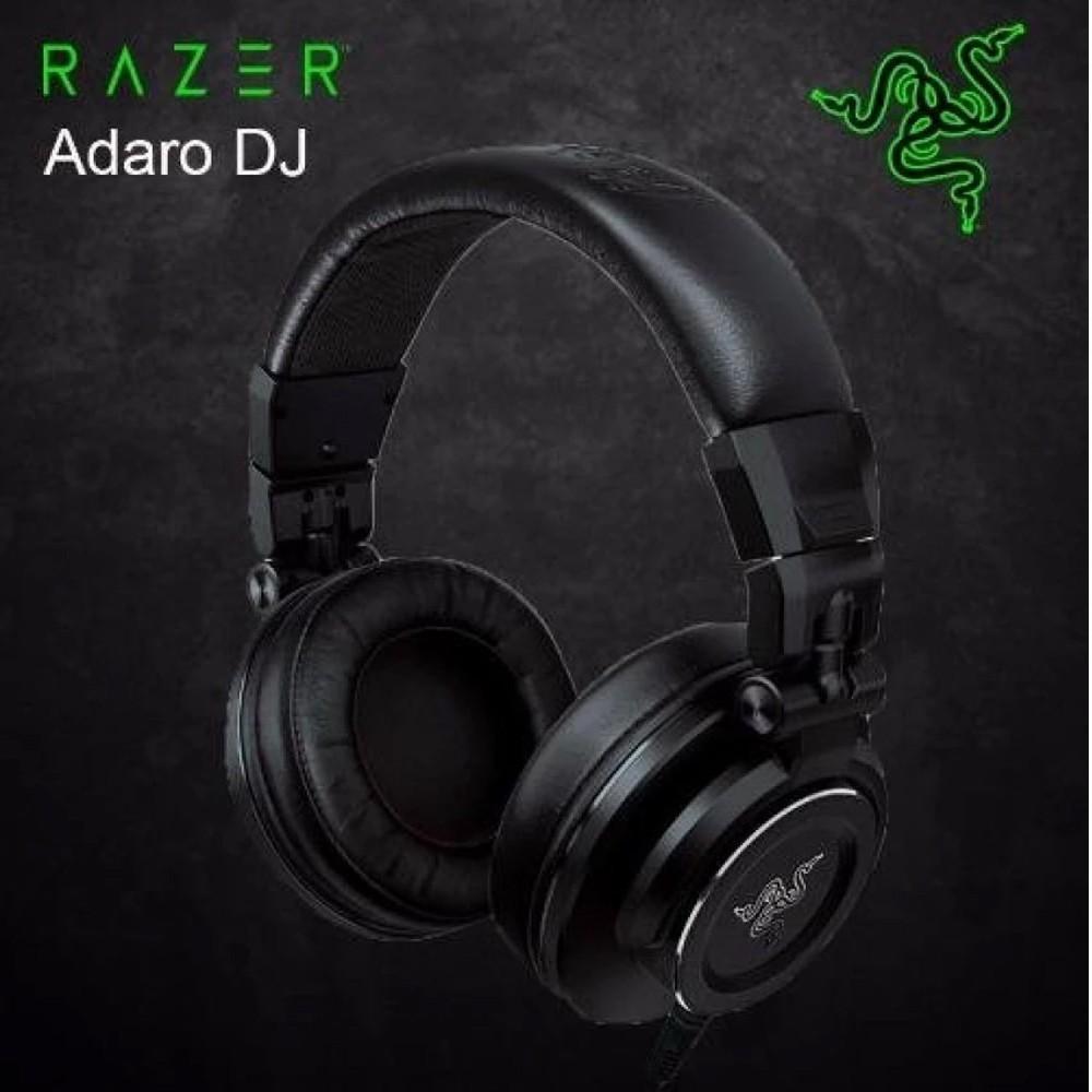 Razer Adaro Dj Headphone Shopee Malaysia Anansi Mmo Gaming Keyboard Rz03 00550100 R3m1