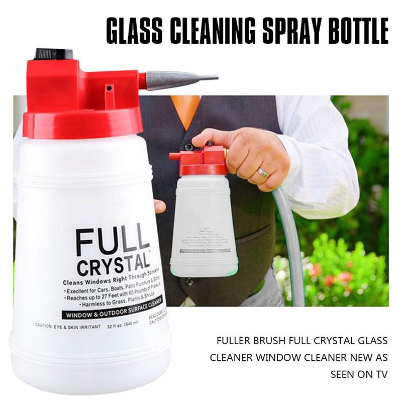 fuller brush crystal window cleaner