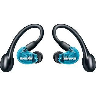 {SE215PE-B-TW1-A} Shure AONIC 215 True Wireless Sound Isolating Earphones (Blue)