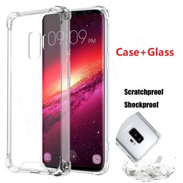 Anti Crack Transparent Slim Soft Silicone Phone Case. like: 8 .