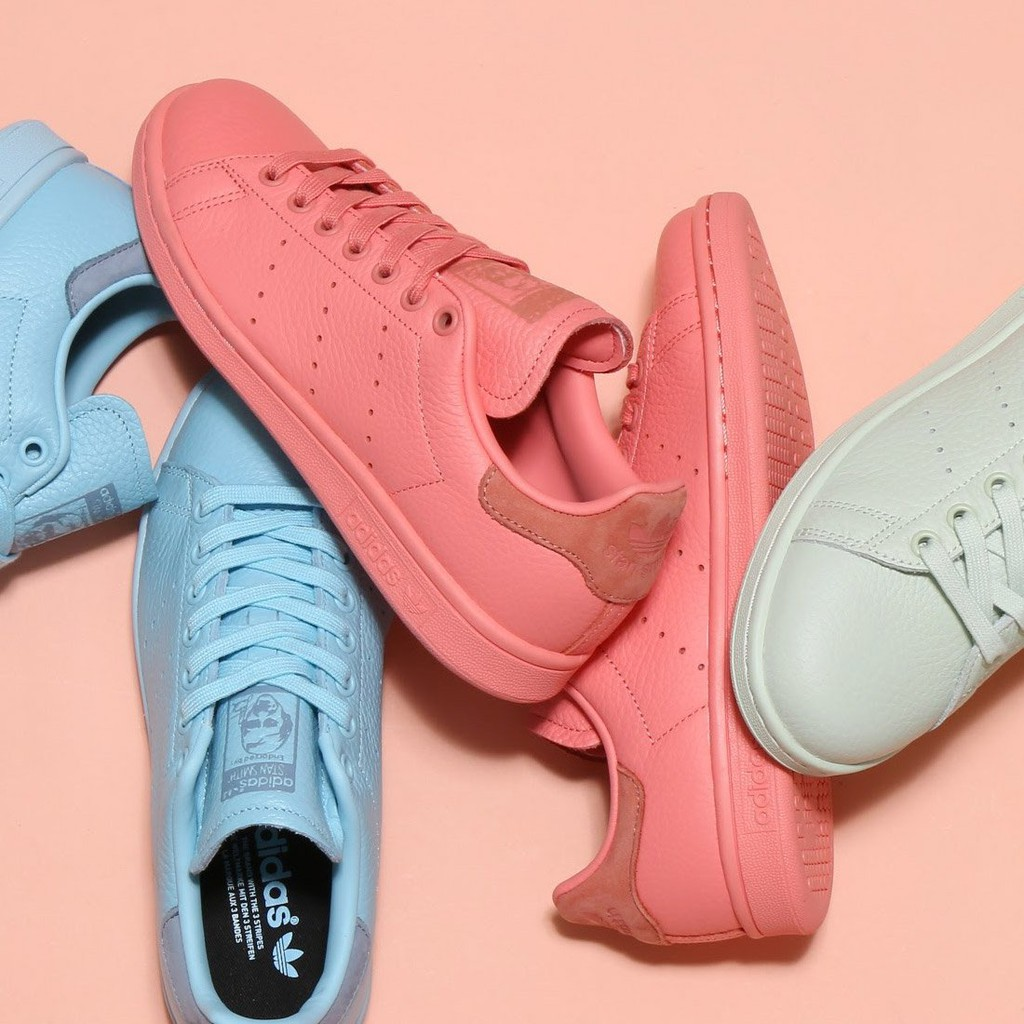 be3710e743f8 Adidas Stan Smith Tactile Rose