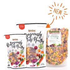 Outrageously Tasty & Healthy - Mixed Vegetable Pasta BY Eatalian Express