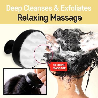 Daycell MBA Derma Scalp Scaling Massage Brush 洗发神器