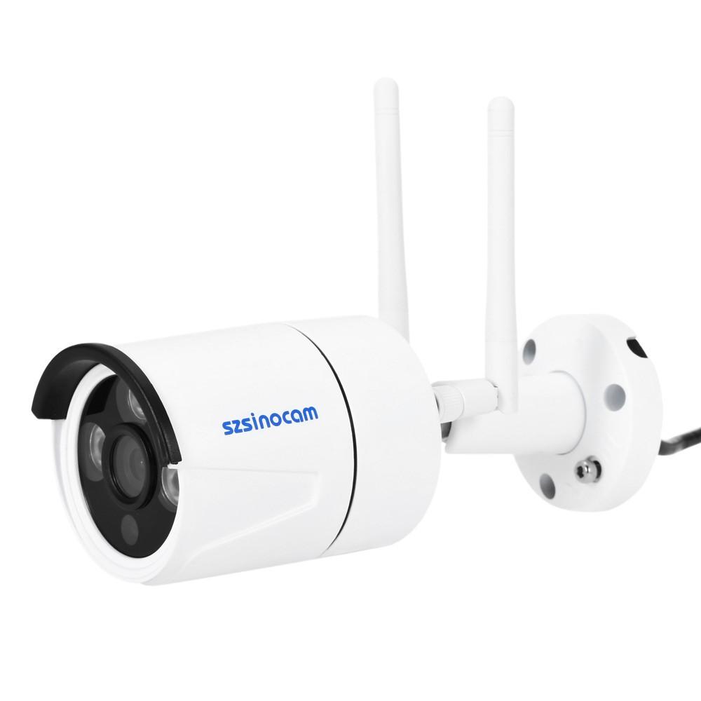 Szsinocam SZ - IPC - 7042SW 1 0MP WiFi IP Camera Security System 720P  Motion Det