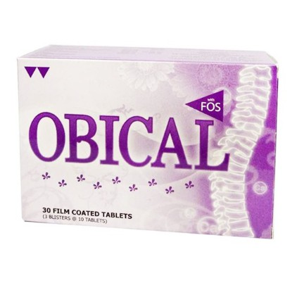 Obical with FOS Tablets 30\'S
