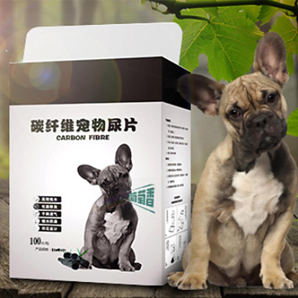 Middle and Large Sizes Super Strong Deodorant Diapers Universal Diapers for Car and Dog of Small 10Pcs Durable Pet Diaper