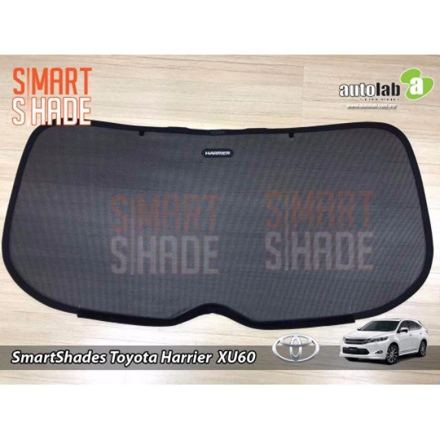 SmartShade Rear Windscreen Shade Toyota Harrier XU60
