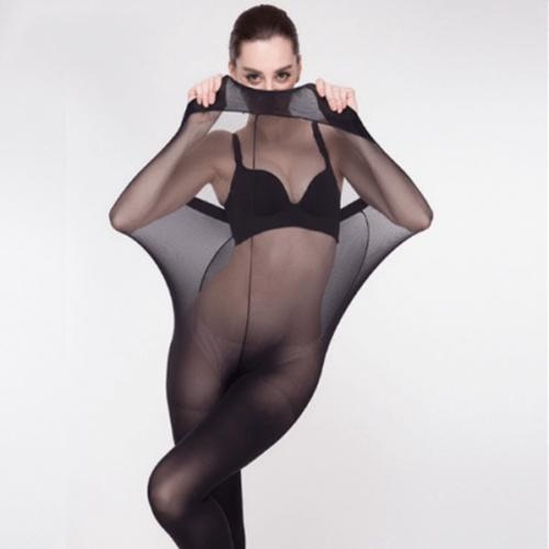 95e463409aab6 Sexy Super Elastic Tight High Ultra Thin Silk Stocking 30D Pantyhose Skinny  Leg | Shopee Malaysia