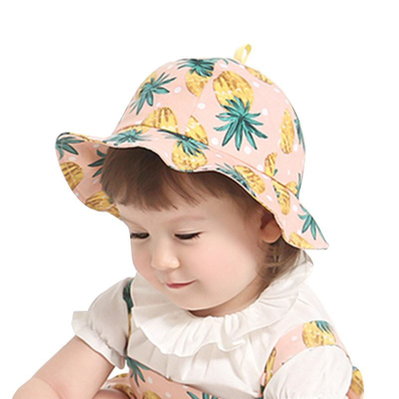 4e96e6618 Newborn Baby Boys Girls Summer Hat Baby Cap Baby Accessories Bonnet Infant  Hats