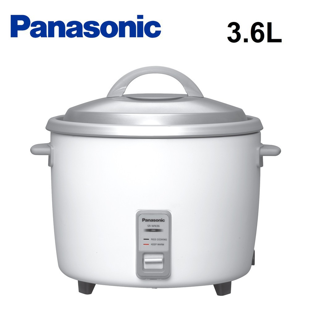 Panasonic SR-WN36 Conventional Rice Cooker (3.6L)