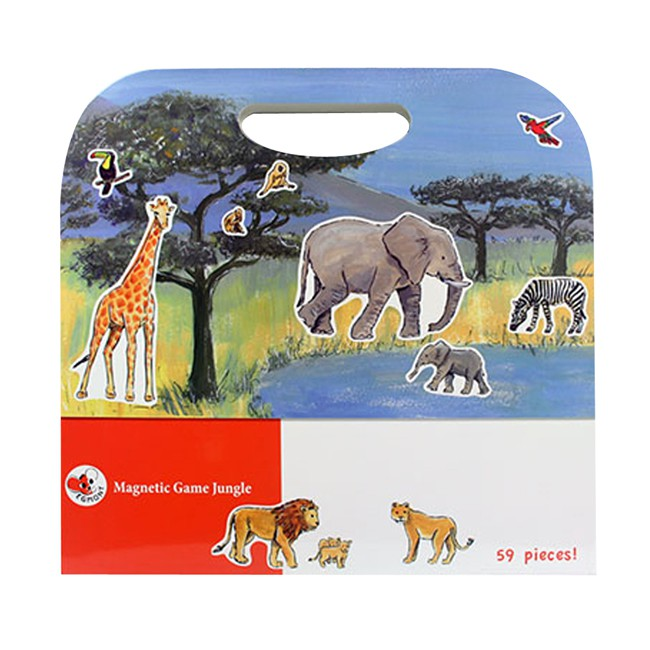Egmont Toys Magnetic Game Jungle