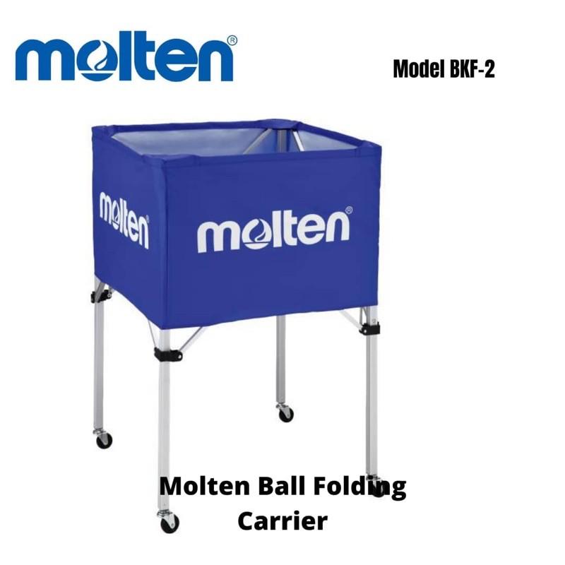 MOLTEN BALL FOLDING CARRIER