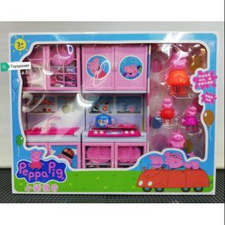 Peppa Pig Ls773 5 Kitchen Playset