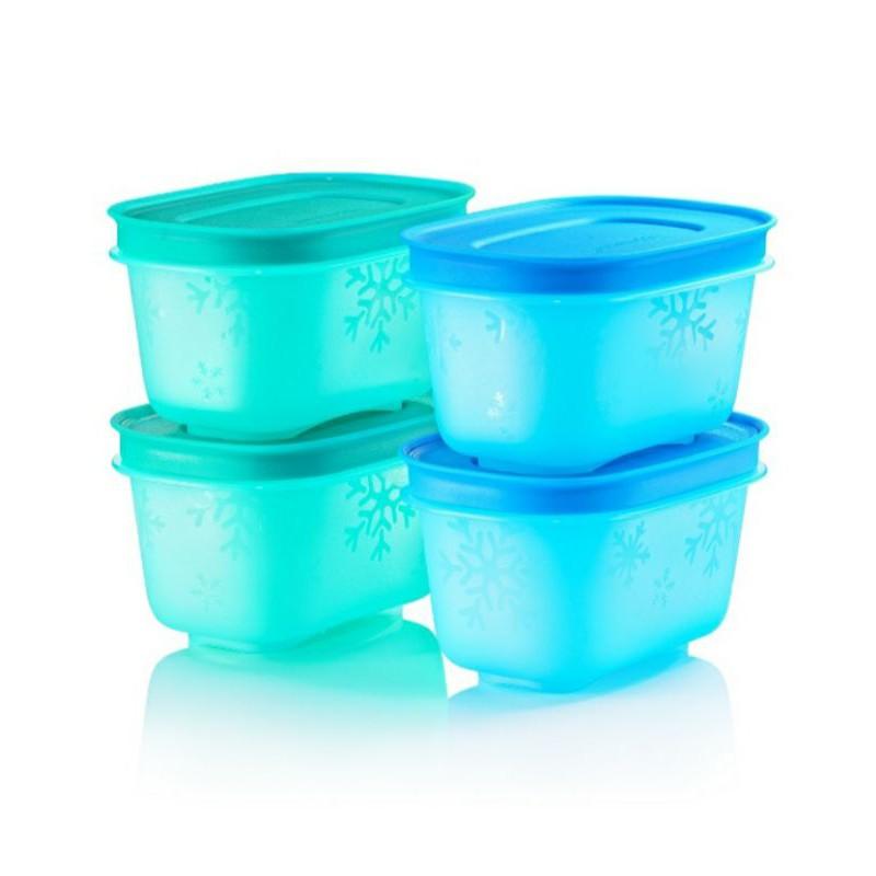 Chill freez Junior tupperware fridge and freezer friendly untuk peti ais dapur