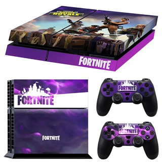 Fortnite Print Console Controller Wrap Sticker Decal For