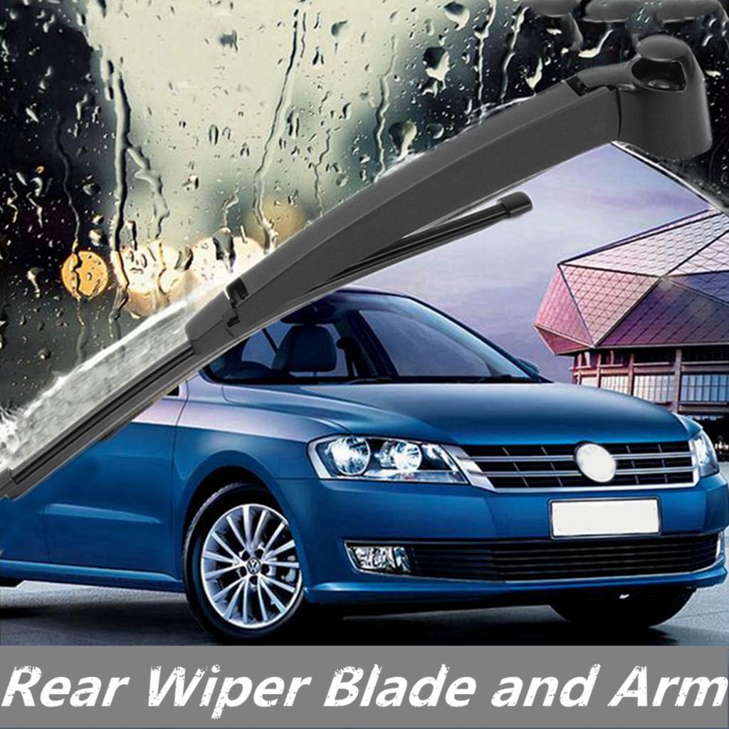 Rear Wiper Blades PAIR VOLKSWAGEN Passat MK6 Estate 2005-2011 Front