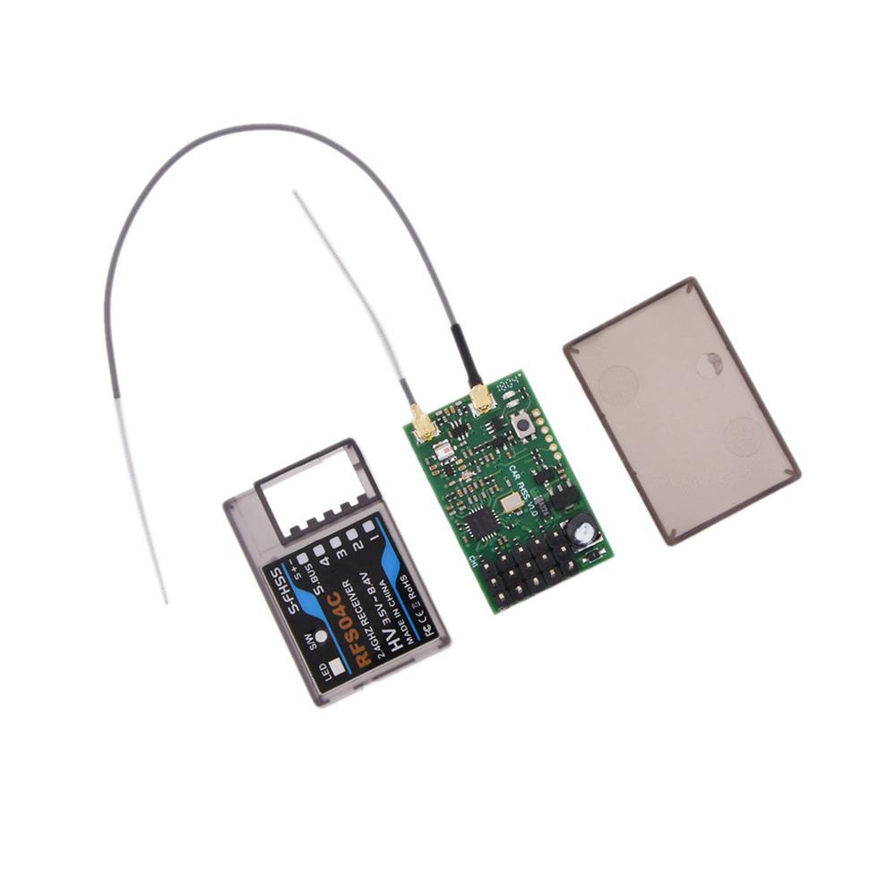 Flit10 2 4G 10CH Micro Telemetry Flysky Compatible Ibus