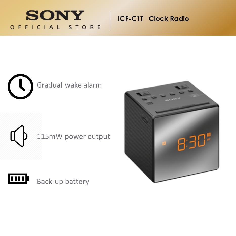 Sony ICF-C1T Clock Radio