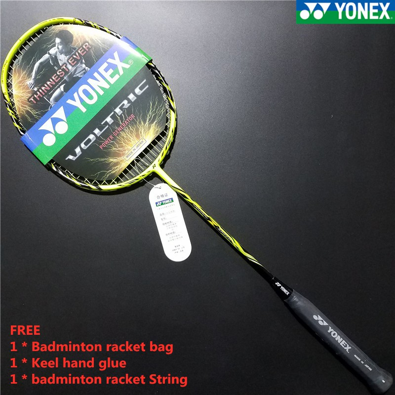 Original YONEX NANORAY NRZSP Raket badminton High rebound Badminton Racket