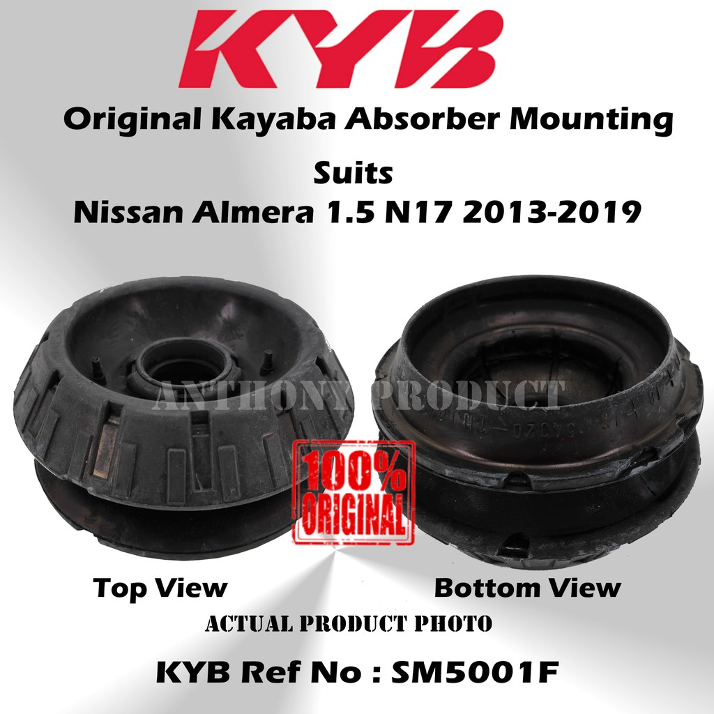 Nissan Almera N17 Year '12 - '18 KYB Front Absorber Mounting
