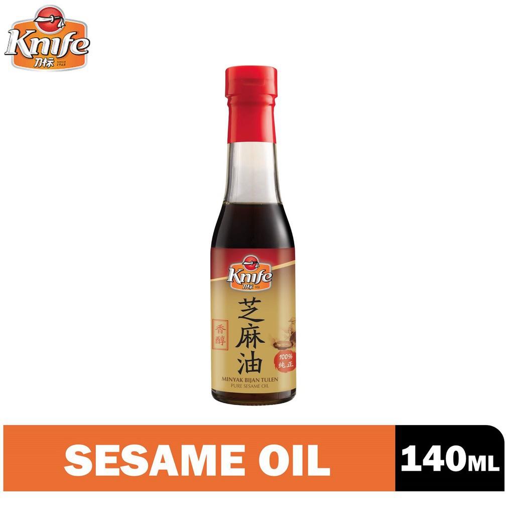 Knife Sesame Oil (140ml)