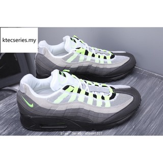 finest selection be0cd 2b046 Ready Stock Nike Air Max 95 X 90 men women running shoes size:36-45