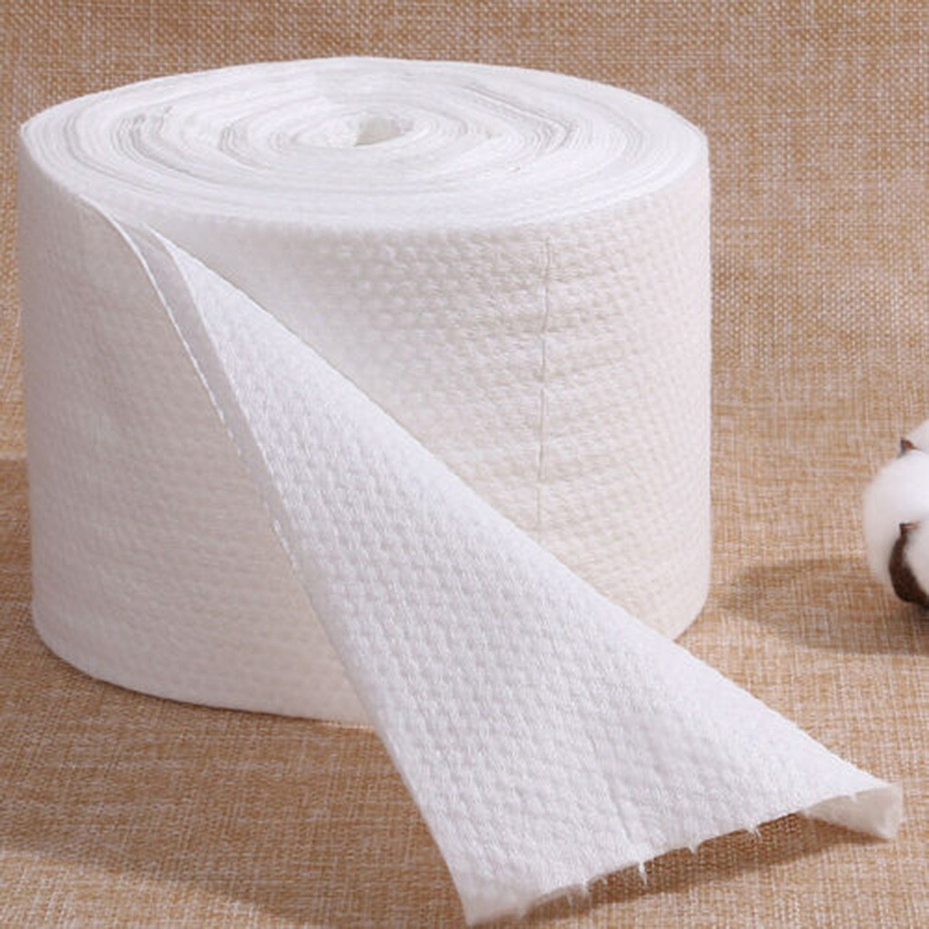 Disposable Cotton Cleaning Face Towel Wash Non-woven Fabric Washcloths Paper
