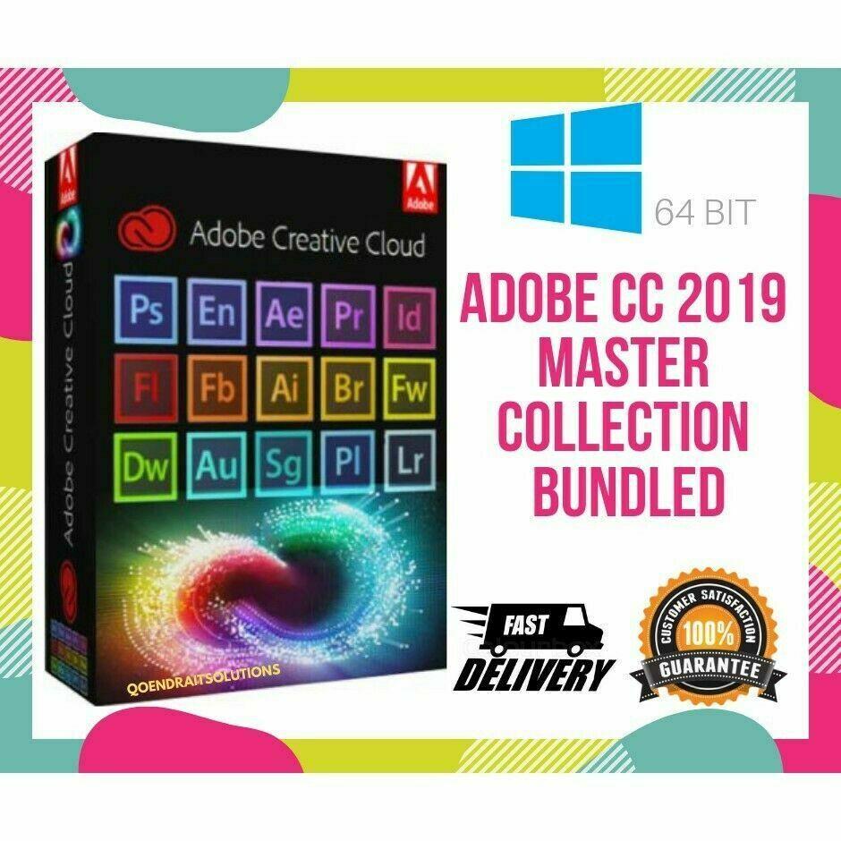 [LIFETIME] Adobe CC 2018/2019 WINDOWS/MAC