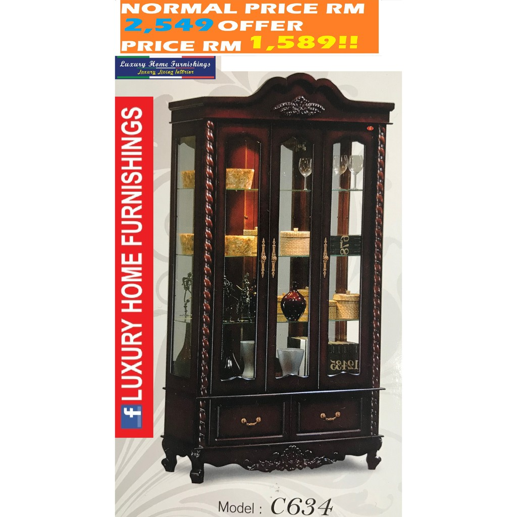 Display Cabinet Collections