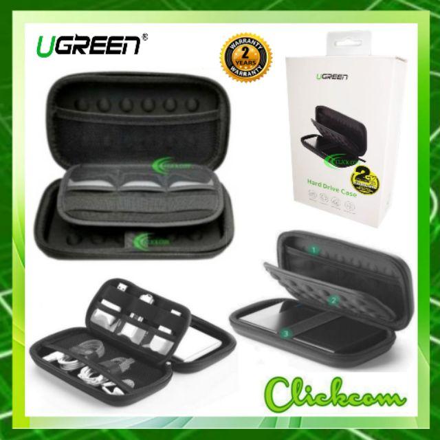 UGREEN - 40707 กระเป๋า External Hard Drive Cas