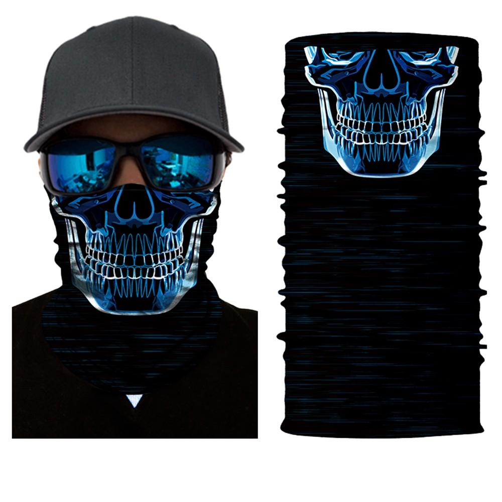 e956d98f4d5 Magic Headband Multi-style Face Mask Ski Caps Bike Motorcycle Balaclavas  Scarf