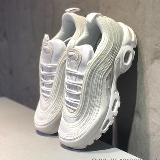 Nike Air Max 97 series full cushioned running shoes36 44