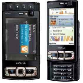 Refurbished Classic - Set Phone N95 8gb Nokia