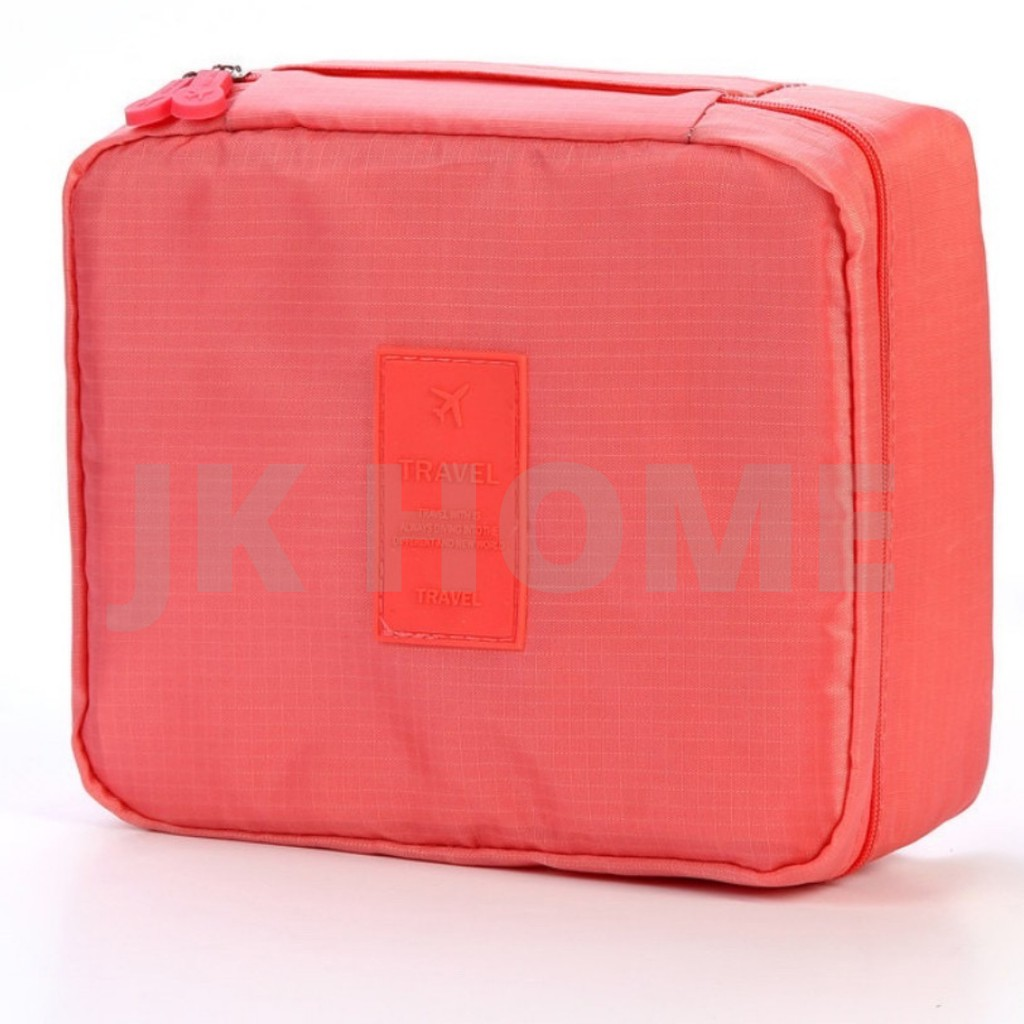 JK HOME Travel Multi Pouch Cosmetic Bag Toiletry Bag
