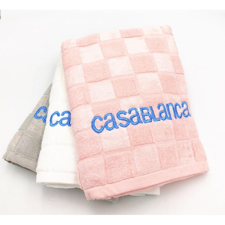 [READY STOCK] Casablanca Soft Textile Bamboo Bath Towels High Premium Quality